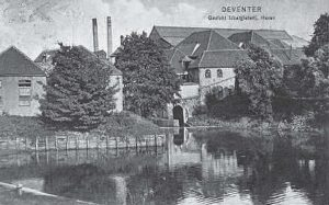 deventer-fabriek